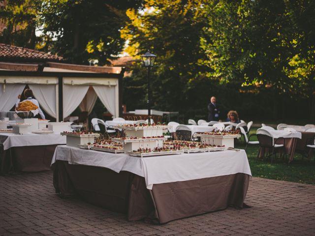 Il matrimonio di Cristiano e Sara a Gazzola, Piacenza 22