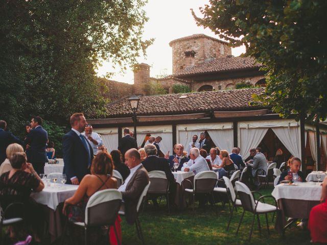 Il matrimonio di Cristiano e Sara a Gazzola, Piacenza 27