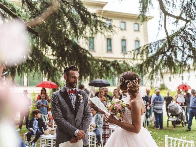 Il matrimonio di Lorenzo e Anita a Parma, Parma 32