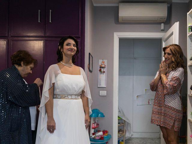 Il matrimonio di Felice e Eleonora a Roma, Roma 3