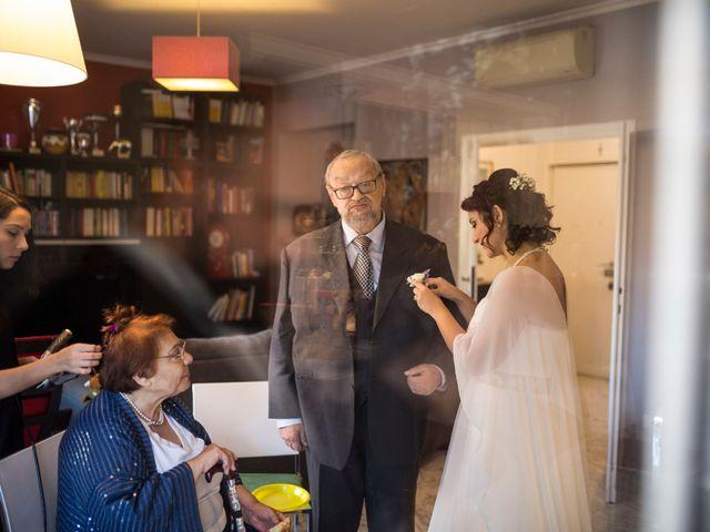 Il matrimonio di Felice e Eleonora a Roma, Roma 4