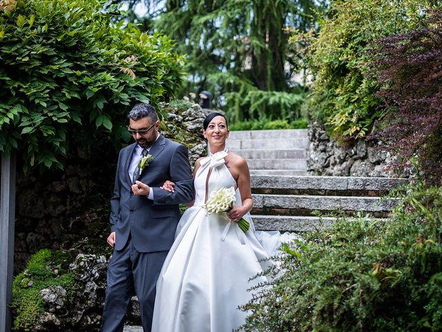 Il matrimonio di Alex e Carla a Gattico, Novara 16