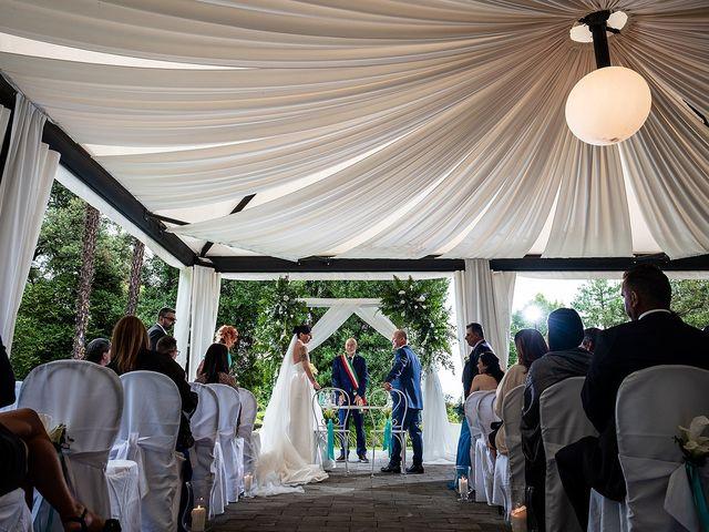 Il matrimonio di Alex e Carla a Gattico, Novara 17