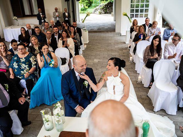 Il matrimonio di Alex e Carla a Gattico, Novara 18
