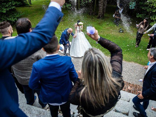 Il matrimonio di Alex e Carla a Gattico, Novara 20