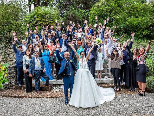 Il matrimonio di Alex e Carla a Gattico, Novara 22