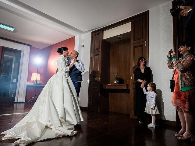 Il matrimonio di Alex e Carla a Gattico, Novara 40