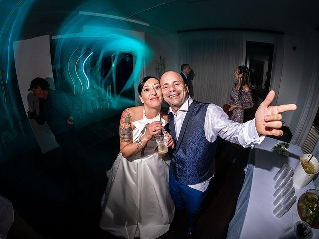 Il matrimonio di Alex e Carla a Gattico, Novara 43