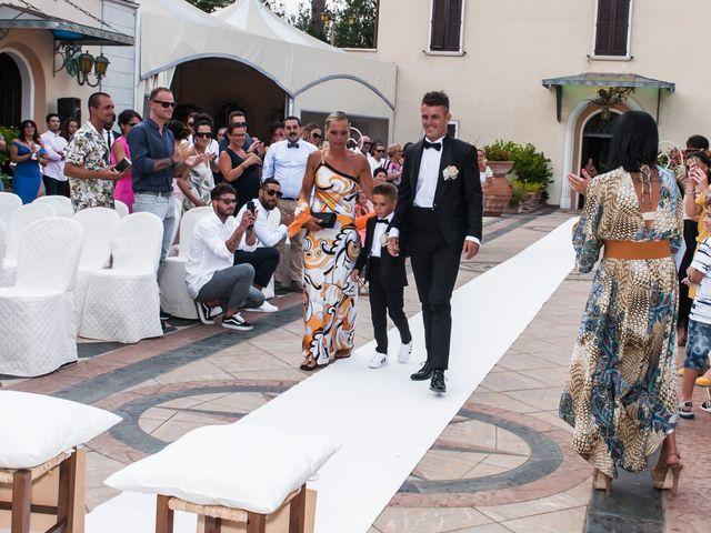 Il matrimonio di Riccardo e Raissa a Fauglia, Pisa 6