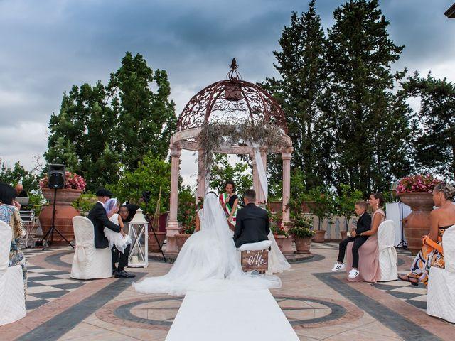 Il matrimonio di Riccardo e Raissa a Fauglia, Pisa 18