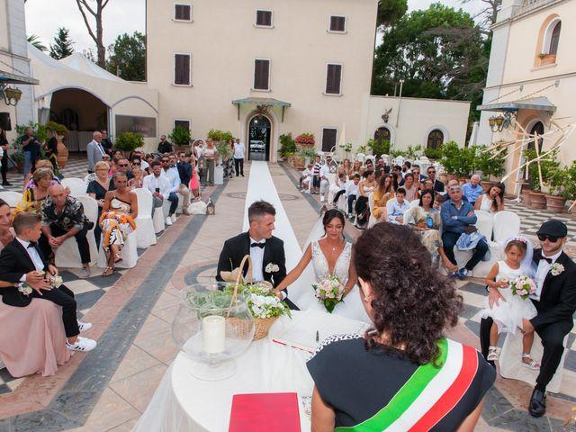 Il matrimonio di Riccardo e Raissa a Fauglia, Pisa 19