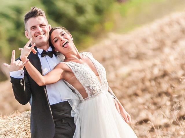 Il matrimonio di Riccardo e Raissa a Fauglia, Pisa 29