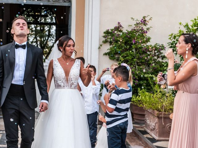 Il matrimonio di Riccardo e Raissa a Fauglia, Pisa 32