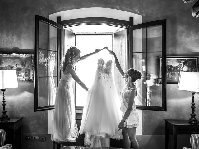 Il matrimonio di Vittorio e Alice a Calolziocorte, Lecco 4