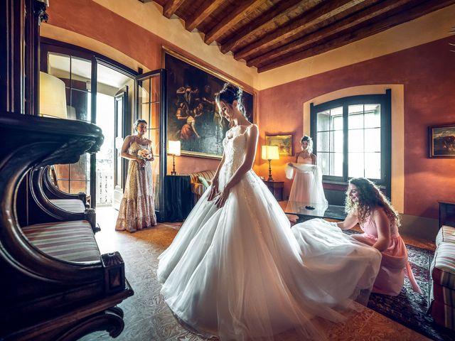 Il matrimonio di Vittorio e Alice a Calolziocorte, Lecco 10