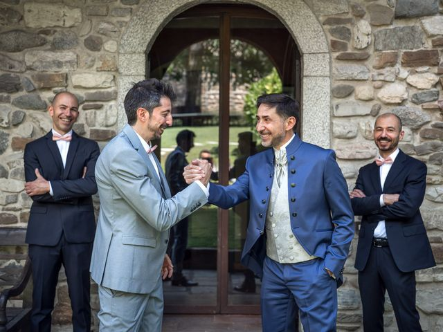 Il matrimonio di Vittorio e Alice a Calolziocorte, Lecco 11