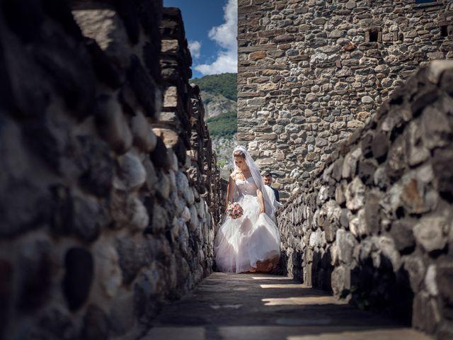 Il matrimonio di Vittorio e Alice a Calolziocorte, Lecco 16
