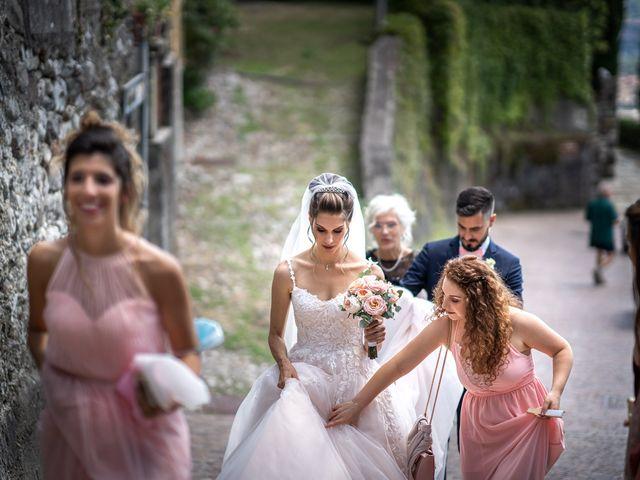 Il matrimonio di Vittorio e Alice a Calolziocorte, Lecco 18