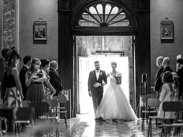 Il matrimonio di Vittorio e Alice a Calolziocorte, Lecco 20