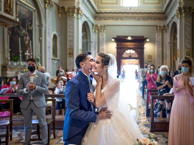 Il matrimonio di Vittorio e Alice a Calolziocorte, Lecco 21