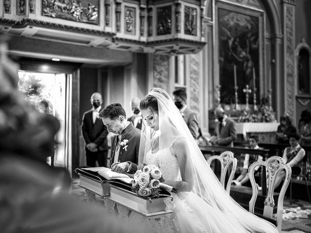 Il matrimonio di Vittorio e Alice a Calolziocorte, Lecco 22