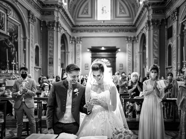 Il matrimonio di Vittorio e Alice a Calolziocorte, Lecco 23