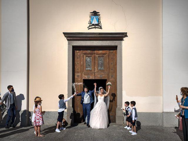 Il matrimonio di Vittorio e Alice a Calolziocorte, Lecco 26