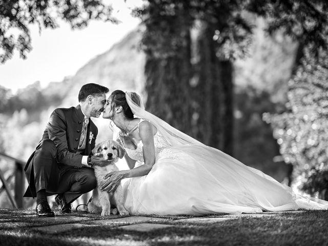 Il matrimonio di Vittorio e Alice a Calolziocorte, Lecco 31