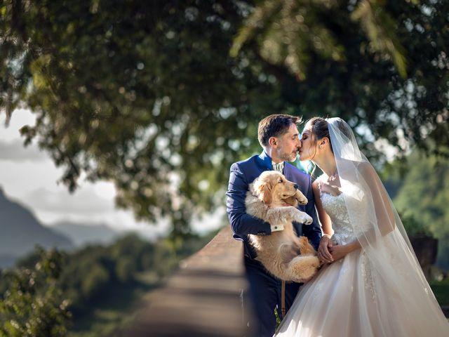 Il matrimonio di Vittorio e Alice a Calolziocorte, Lecco 32