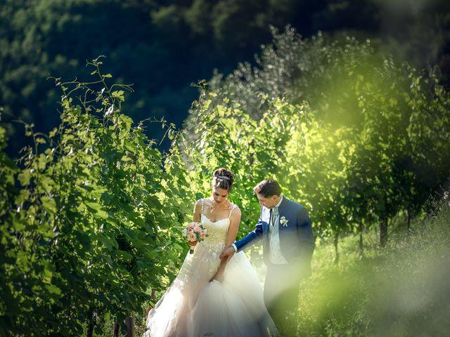 Il matrimonio di Vittorio e Alice a Calolziocorte, Lecco 40