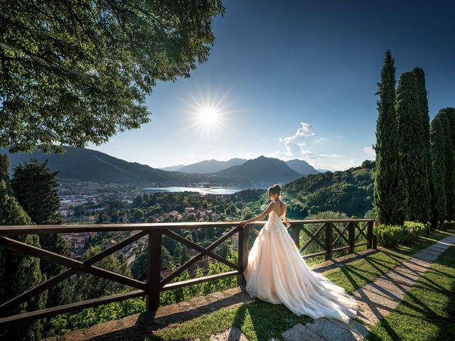Il matrimonio di Vittorio e Alice a Calolziocorte, Lecco 41