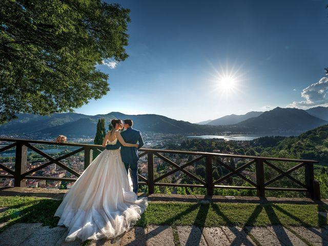 Il matrimonio di Vittorio e Alice a Calolziocorte, Lecco 42