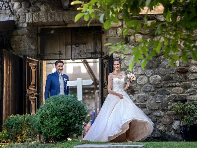 Il matrimonio di Vittorio e Alice a Calolziocorte, Lecco 43