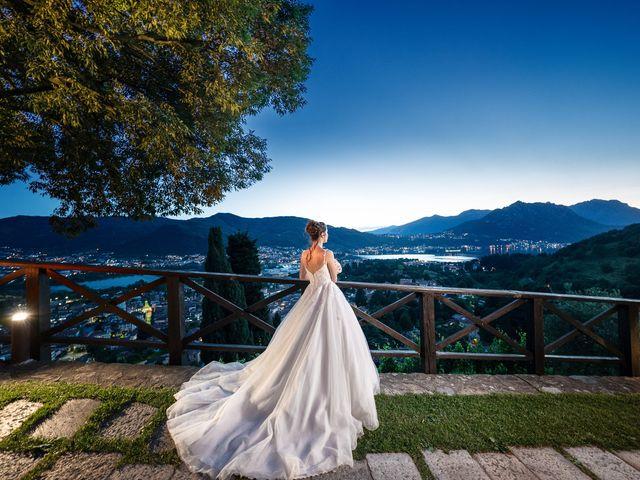 Il matrimonio di Vittorio e Alice a Calolziocorte, Lecco 49