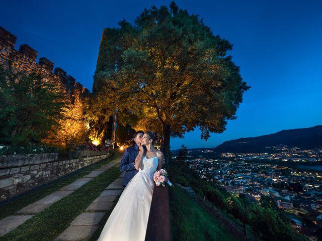Il matrimonio di Vittorio e Alice a Calolziocorte, Lecco 51