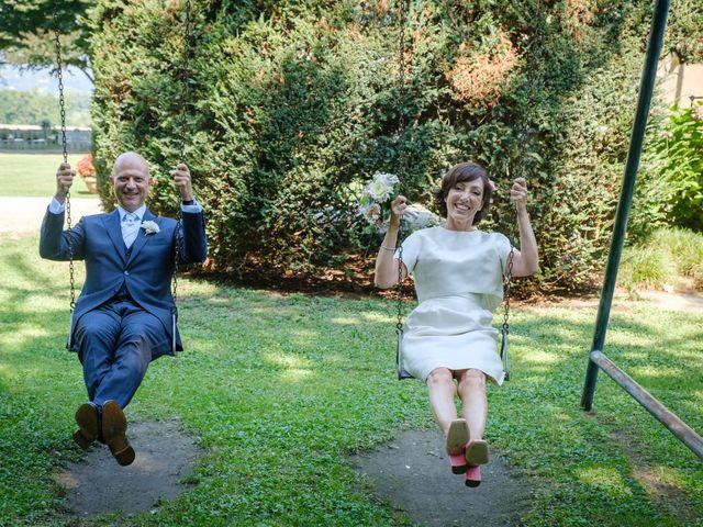 Il matrimonio di Marco e Elisabetta a Osasco, Torino 5