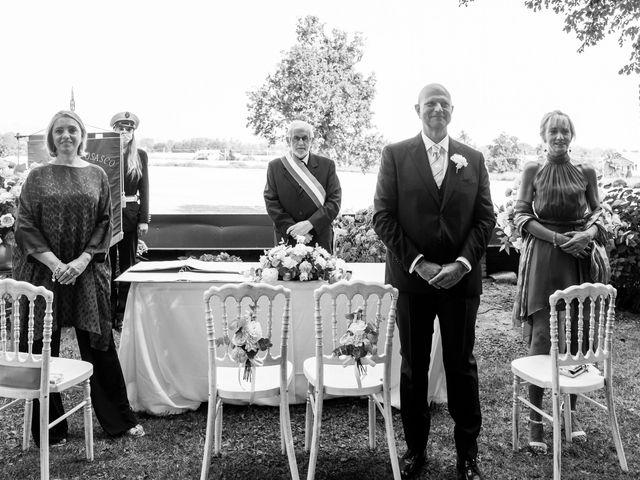 Il matrimonio di Marco e Elisabetta a Osasco, Torino 22
