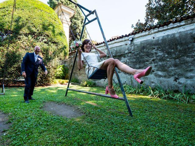 Il matrimonio di Marco e Elisabetta a Osasco, Torino 35