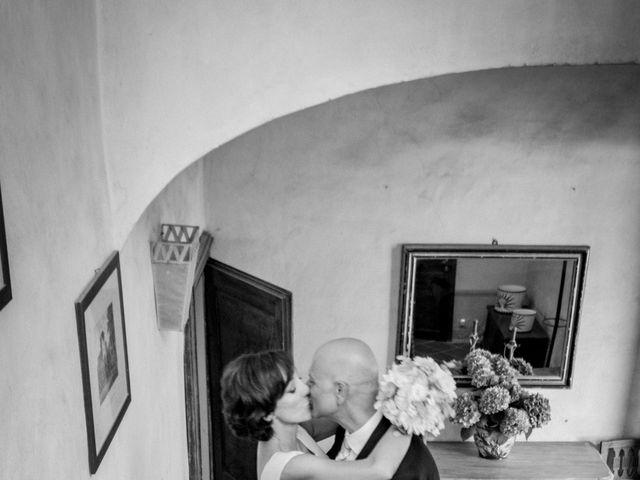 Il matrimonio di Marco e Elisabetta a Osasco, Torino 36