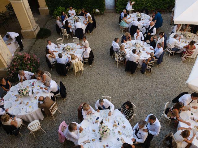 Il matrimonio di Marco e Elisabetta a Osasco, Torino 44