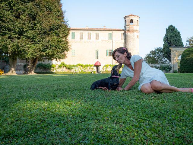 Il matrimonio di Marco e Elisabetta a Osasco, Torino 48