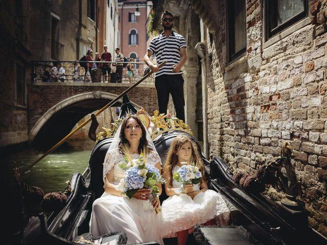 Il matrimonio di Verzan e Monica a Venezia, Venezia 19