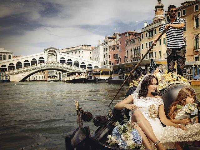 Il matrimonio di Verzan e Monica a Venezia, Venezia 21