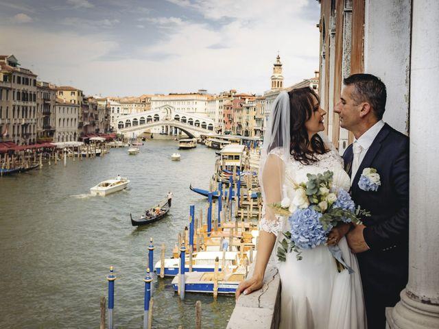 Il matrimonio di Verzan e Monica a Venezia, Venezia 26