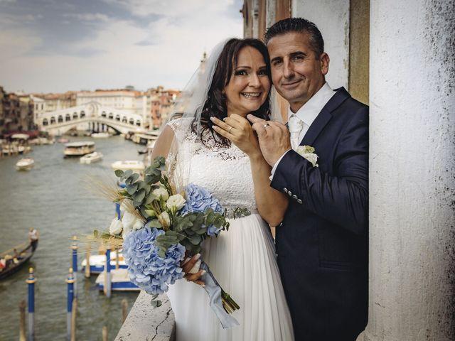 Il matrimonio di Verzan e Monica a Venezia, Venezia 27