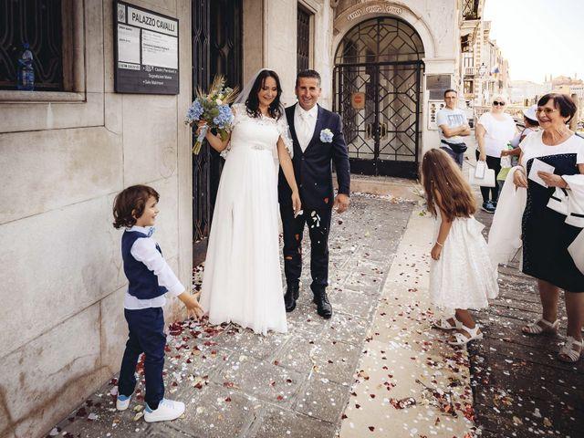 Il matrimonio di Verzan e Monica a Venezia, Venezia 28