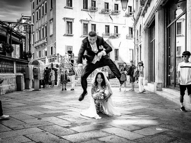 Il matrimonio di Verzan e Monica a Venezia, Venezia 30