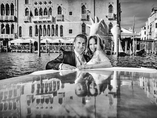 Il matrimonio di Verzan e Monica a Venezia, Venezia 1