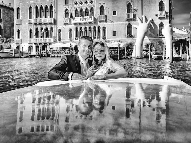 Il matrimonio di Verzan e Monica a Venezia, Venezia 34