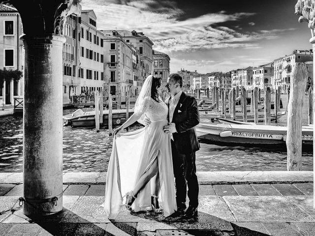 Il matrimonio di Verzan e Monica a Venezia, Venezia 35